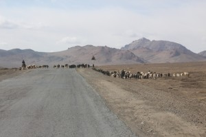 crossing the Pamir Highway