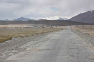 Alichur, next to the Pamir Highway