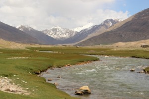 the high reaches of the Shakdara Valley