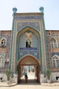 Haji Yakoub mosque, the main mosque in Dushanbe