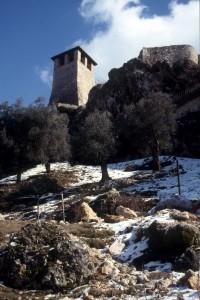 the citadel of Kruja Castle