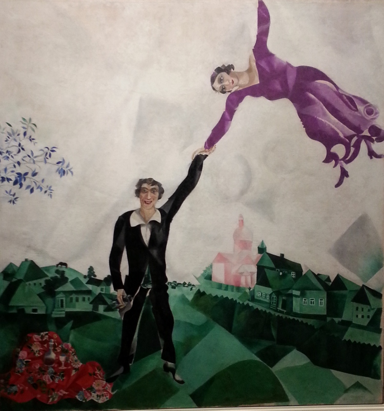 Chagall in Brussels