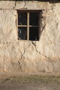 een raam in Rangkul