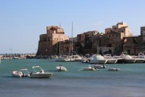 the port of Castellammare