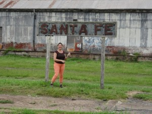 not to be misunderstood, this is Santa Fe