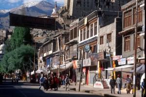 street view of Leh