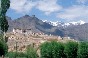 one of the smaller monasteries