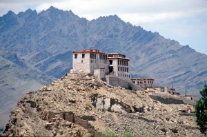 same monastery, hill-top
