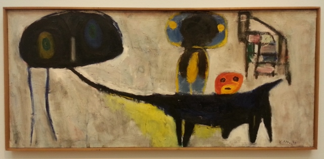 """vintage Appel, and Sofia's favourite: """"child with donkey"""" (1949)"""