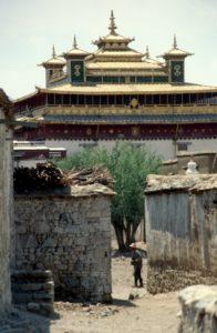 the Samye monastery