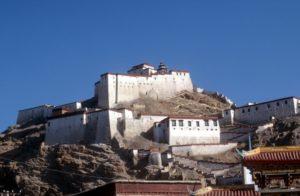 Gyantse fort
