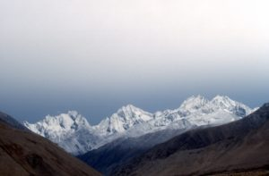 some more snow-capped peaks