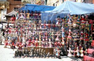unusual market stalls, too