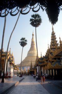 the Golden Pagoda itself