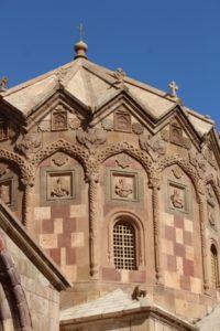 the main body os the Saint Stefanos church