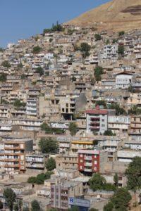 Paweh, regional city in the Kurdish borderlands