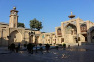 the Ehmad Dohla mosque