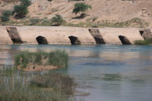 the 7th C Band-e Mizam dam