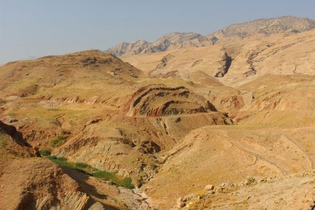 often spectacular landscape