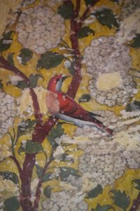 tiles in the Arg-e Karim Kahn, more frivolous than the average mosque decoration