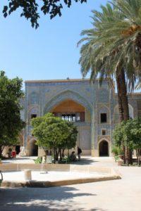 peacefull Khan Madrasse