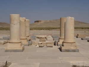 and for the rest there is little left in Pasargadae