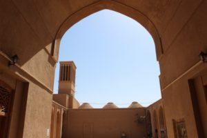 Alexander's prison, built long after Alexander was here