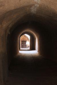 Yazd alley