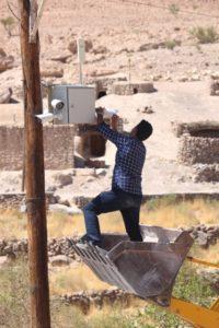 and even Meymand has CCTV cameras