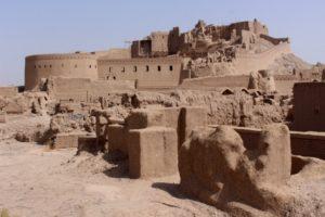 the citadel of the Arg-e Bam