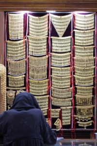 the gold in the gold souq