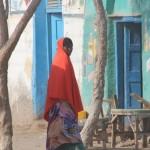 Woman in Berbera