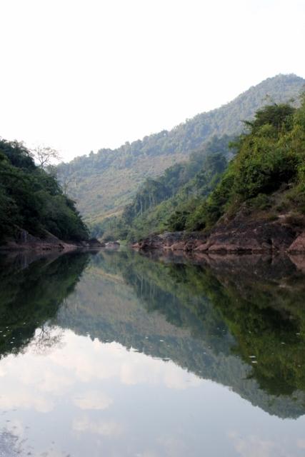 Nam Ou (Ou River)