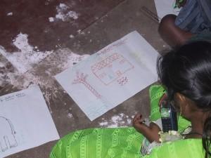 Silladi camp, Nagapattinam, play cente
