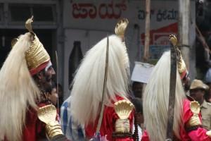 participants to the Mysore Dasara Parade (1)
