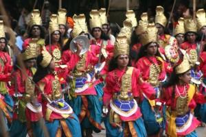 participants to the Mysore Dasara Parade (4)