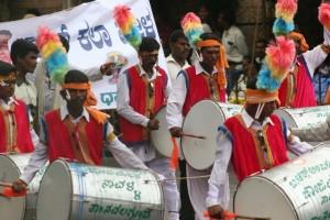 participants to the Mysore Dasara Parade (5)