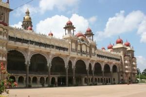 the Maharaja's Palace in Mysore (2)