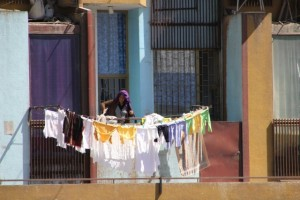 laundry, Piazza area
