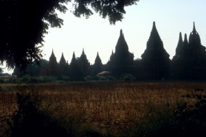 first impressions of Bagan