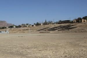 Wukro's football stadium!
