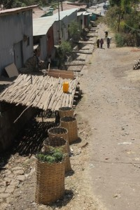 your average street in Kombolcha