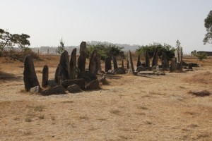 overview of stelae in Tiya