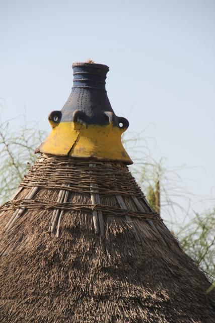 South Ethiopia village