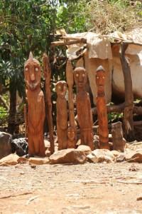 waga sculptures