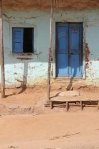 a house in Jinka