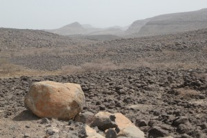 Afar landscape