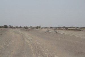 the main road to Hargeisa, or at least the part that is being used