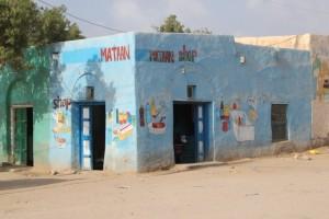 a local shop in Berbera