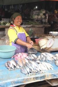 Pasar Ikan, the fish market in Sunda Kelapa